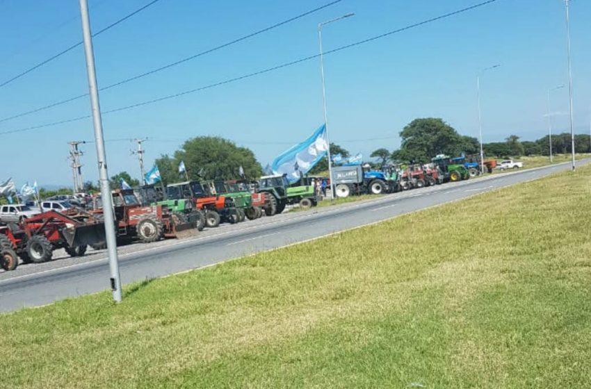 """""""Va a haber un alto acatamiento porque el campo está enojado"""", advierten las entidades rurales"""