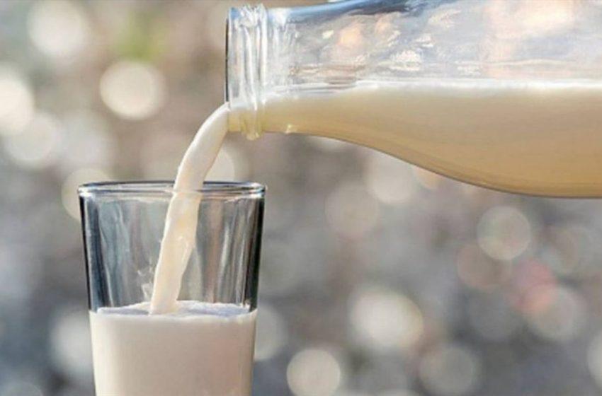 El precio de la leche aumentó en enero por la caída de la producción