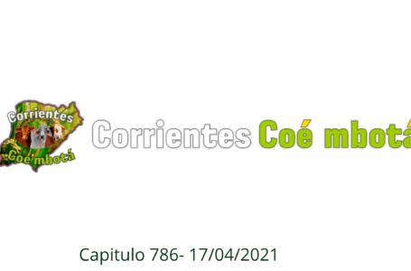 Corrientes Coe Mbota N° 786 – 17/04/21