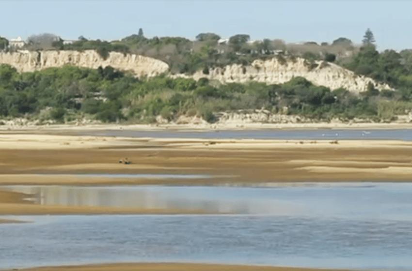 Alerta máxima por la bajante extrema: el río Paraná sigue con aguas muy bajas