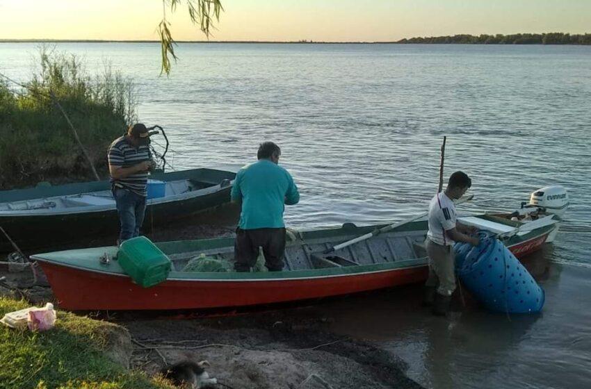 Bajante del Paraná: cómo afecta a la pesca artesanal